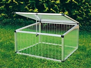 Beckmann Frühbeet Typ Allgäu Modell 3 Größe 1 / Schildkröten-Haus Größe 1 - 3