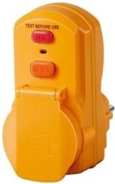 Brennenstuhl 1290660 Personenschutz-Adapter BDI-A 2 30 IP54 - 1