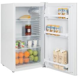 Ultratec Kühlschrank m. Glasfächern, 85 Liter, freistehend - 1