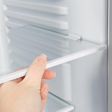 Ultratec Kühlschrank m. Glasfächern, 85 Liter, freistehend - 3