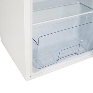 Ultratec Kühlschrank m. Glasfächern, 85 Liter, freistehend - 7