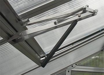 Univent–Automatische Fenster Öffner für Gewächshaus Treibhaus Garten Winter - 2