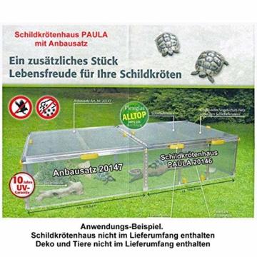 Juwel Anbausatz f. Schildkrötenhaus Paula 20147 Schildkröten Gehege - 2